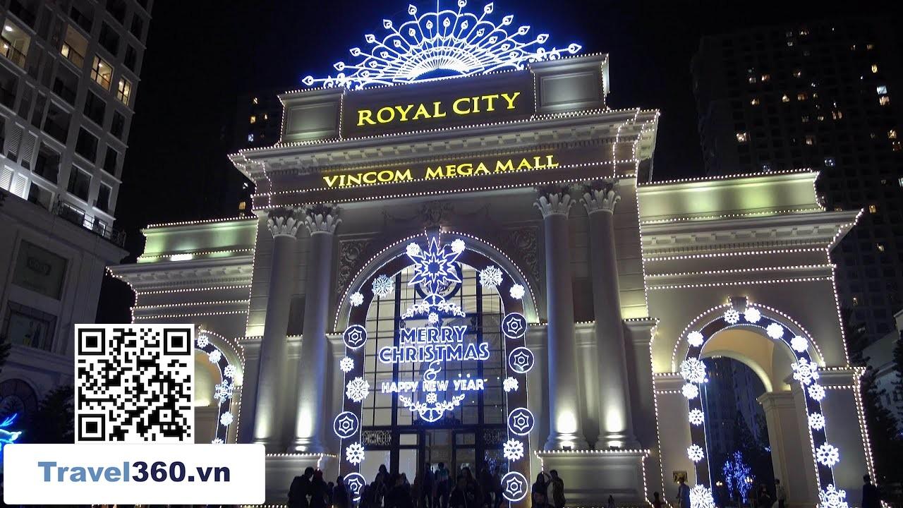 Bảo trì hệ thống cơ - điện Khu đô thị Royal City