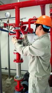 Bảo trì hệ thống PCCC 5