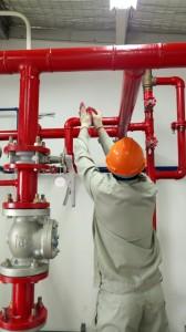Bảo trì hệ thống PCCC 6