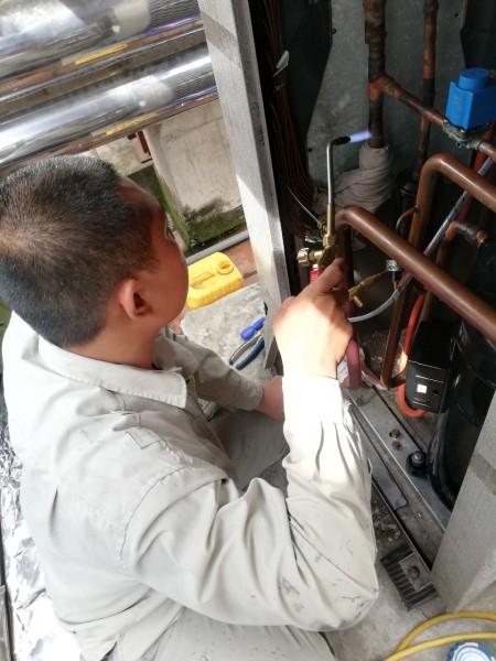 Sửa chữa, lắp đặt, bảo trì - Hệ thống Heatpump Time City + Park Hill